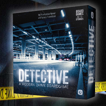 Detective Board Game