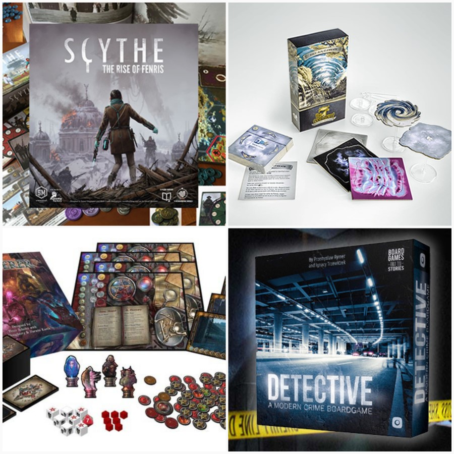 anticipated board games 2018