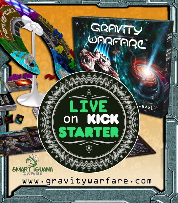 gravity warfare kickstarter