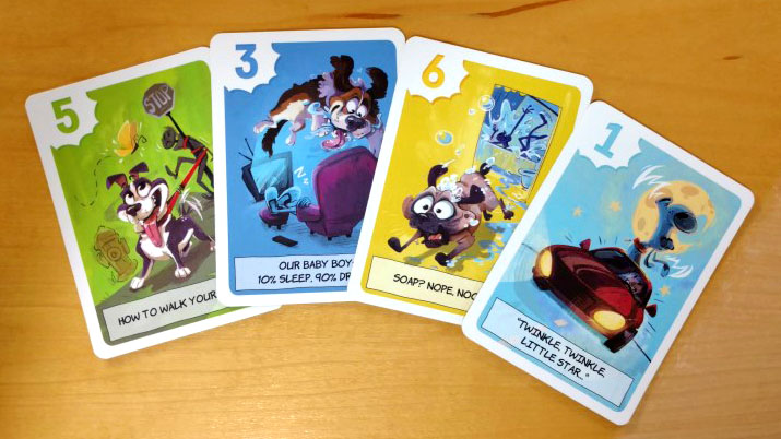 the bark side card game