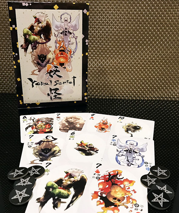 Yokai Septet kickstarter