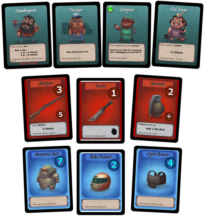 so ded card game