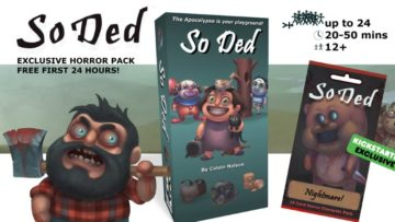 so ded kickstarter game