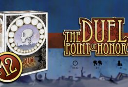 the duel point of honor kickstarter