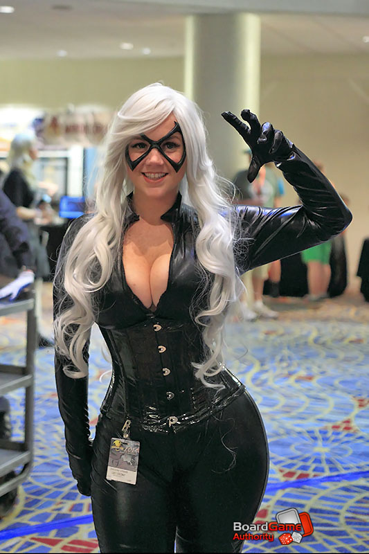 black cat marvel cosplay