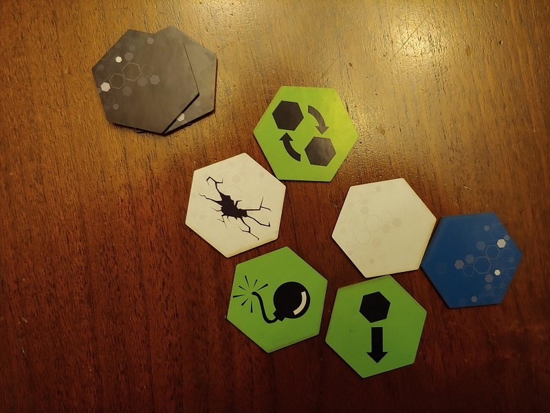 hexagone board game