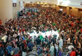 gen con 2014 crowd
