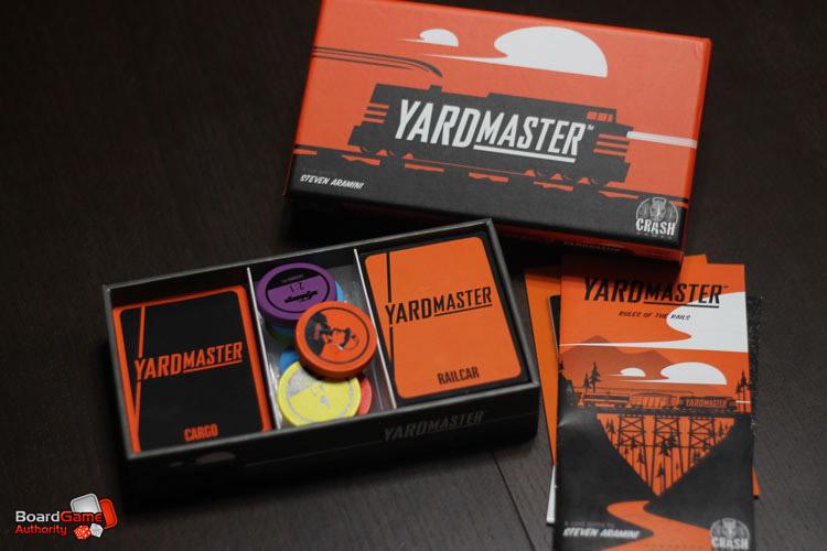yardmaster board game