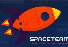 Spaceteam box cover