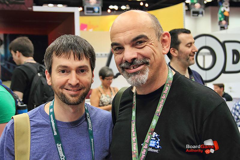 Bruno Cathala richard miles-board game authority