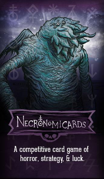 necronomicards game