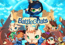 battlegoats card game
