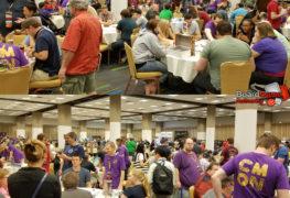 CMON Expo 2017 crowd