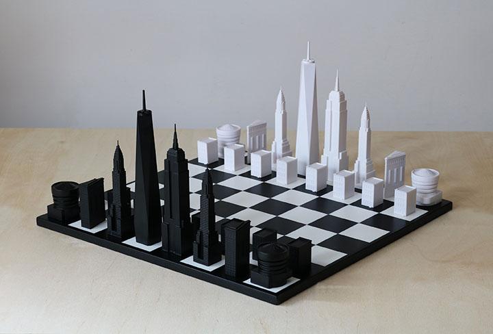 Skyline Chess NYC
