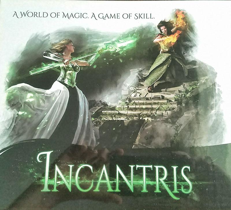Incantris Board Game