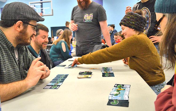 greatest snake board game