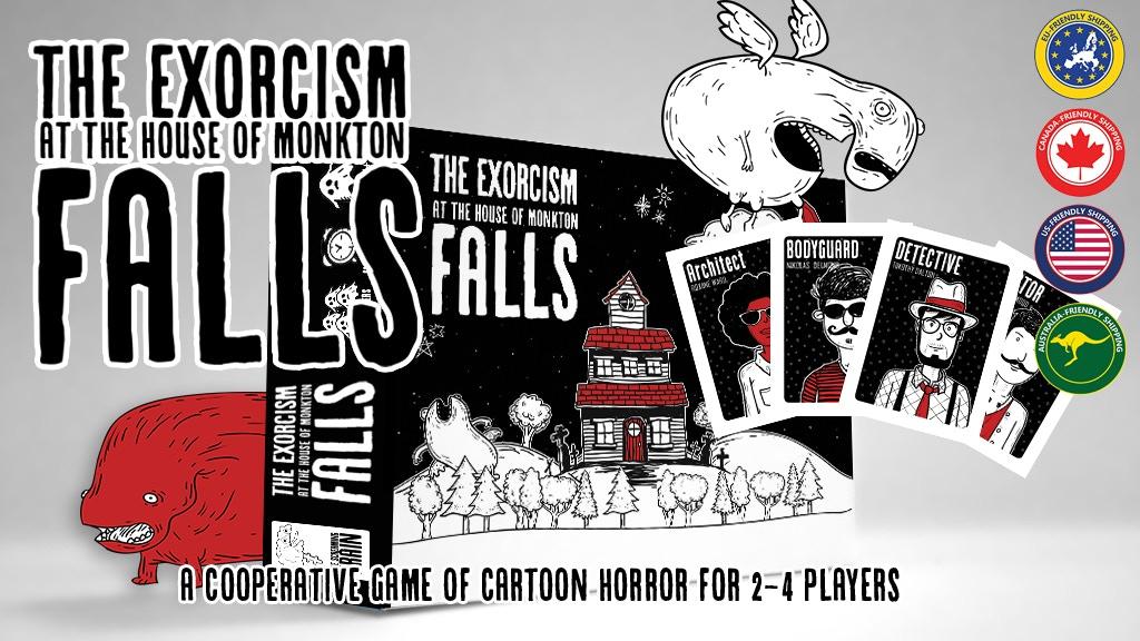 exorcism monkton falls game