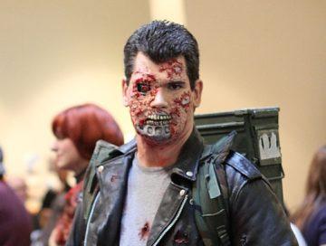 terminator cosplay
